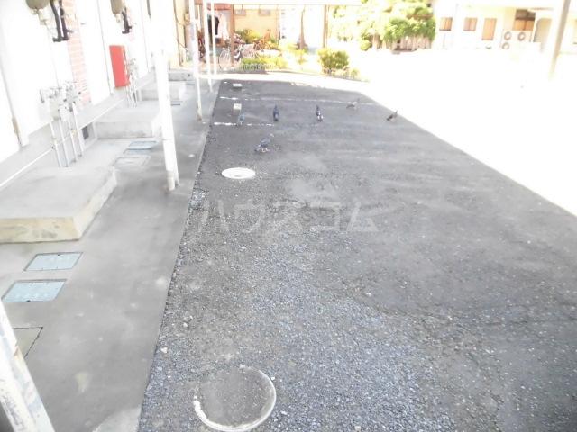 サンシティ クシマ 202号室の駐車場