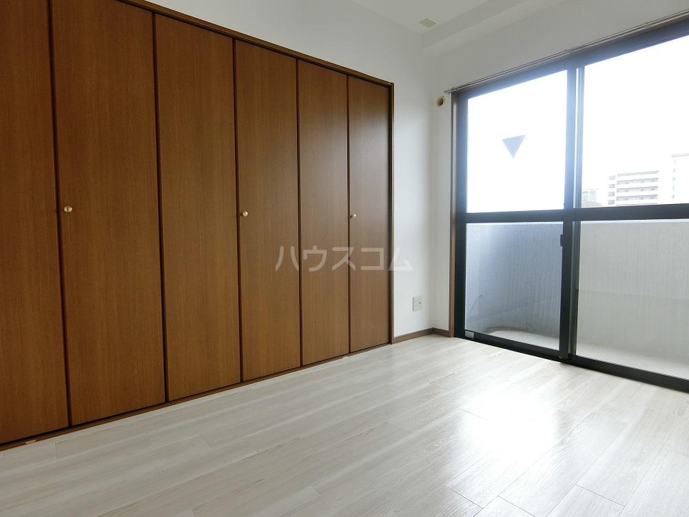 メゾン21 406号室の居室