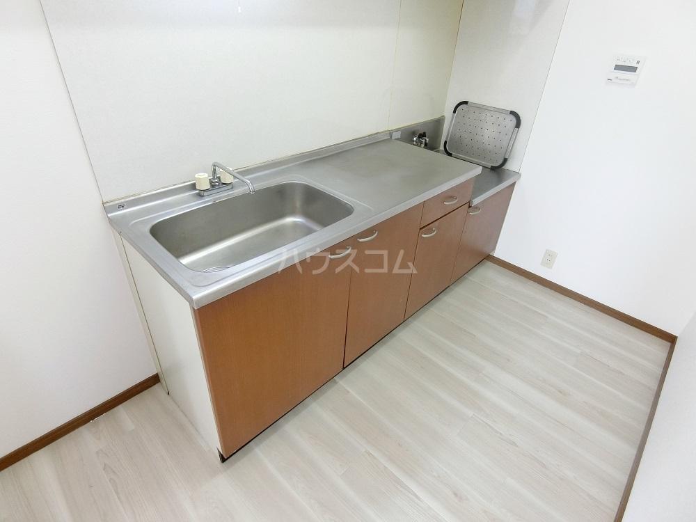 メゾン21 406号室のキッチン