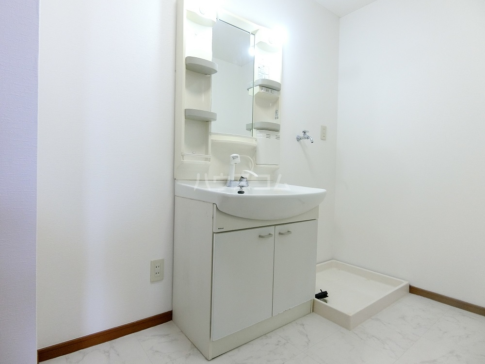 メゾン21 406号室の洗面所