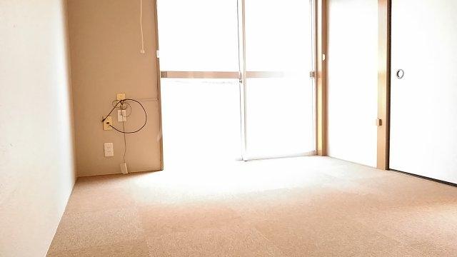 吉澤マンション 201号室のベッドルーム
