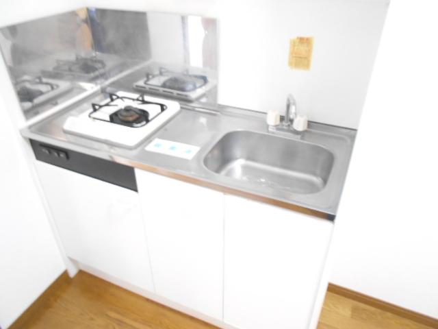 マーサ21 101号室のキッチン