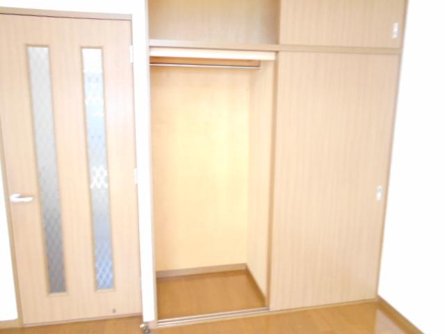 マーサ21 101号室の収納