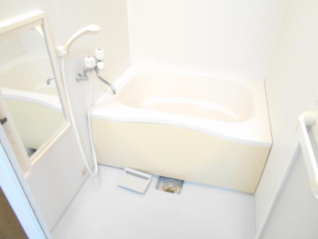 マーサ21 101号室の風呂