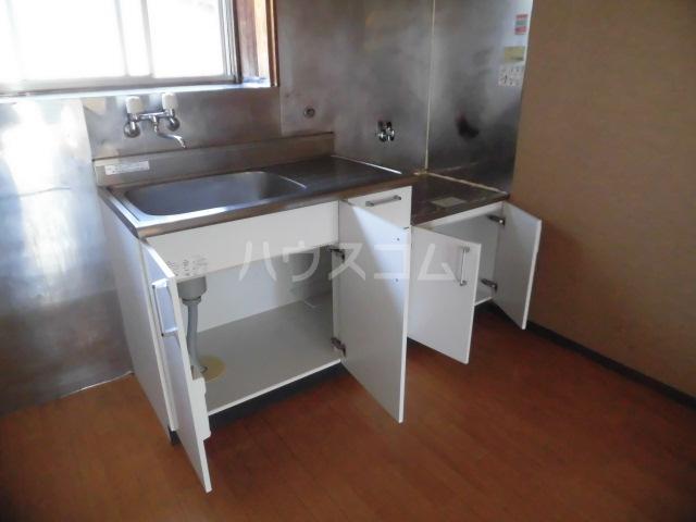 藤コーポAのキッチン
