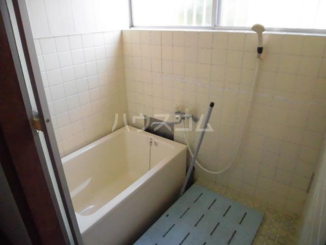 藤コーポAの風呂
