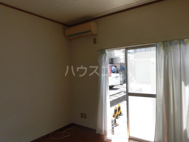 藤コーポAの居室
