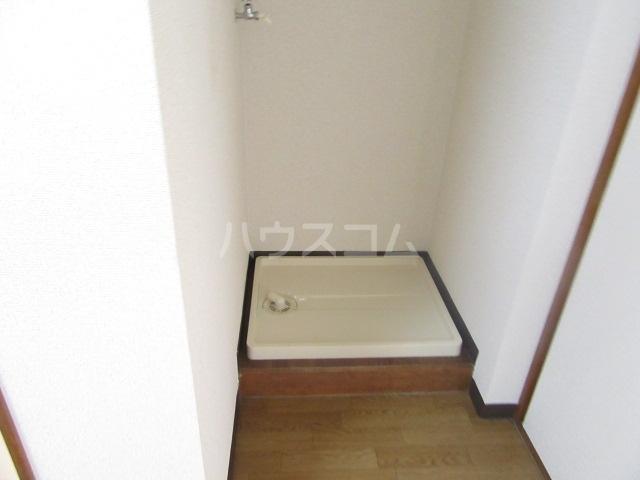 ファインシティ21 107号室の玄関