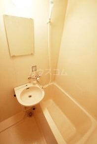 クレセントM浮島 303号室の風呂