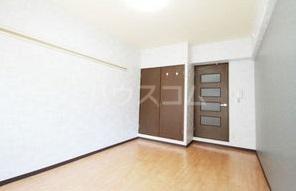 クレセントM浮島 502号室のベッドルーム