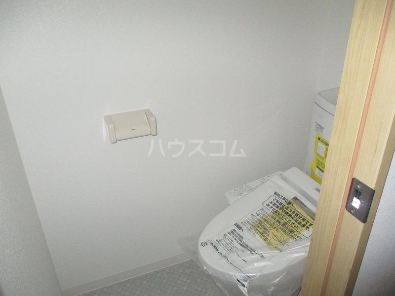 桜ヒルズ 102号室のトイレ