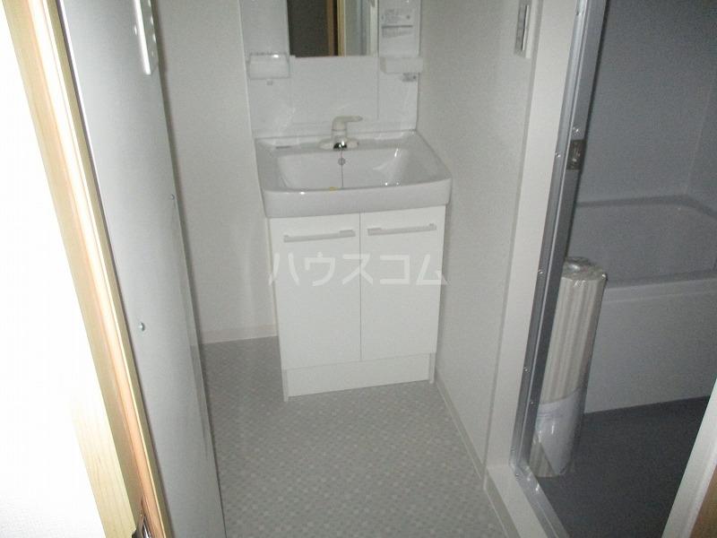 桜ヒルズ 102号室の洗面所