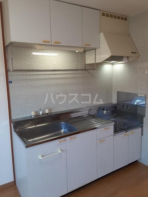 Surplusカーサ・フローレ 102号室のキッチン