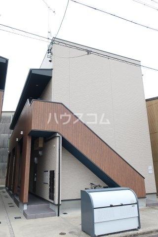 Blossom Meiji外観写真