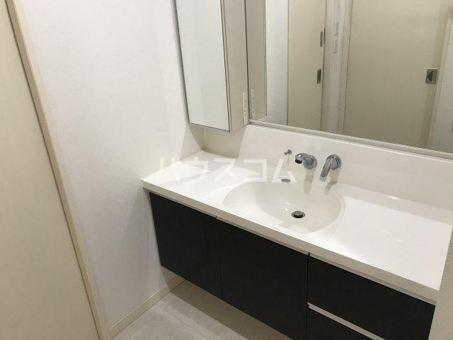 筒林(近藤)戸建借家の洗面所