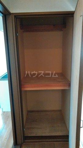 フォレストⅠ 205号室の収納