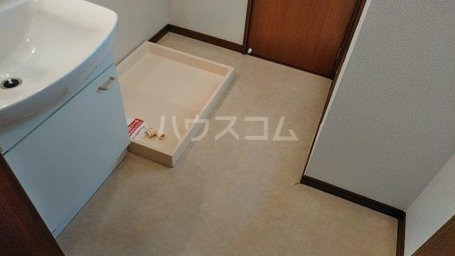 フォレストⅠ 205号室の洗面所