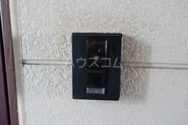 ボナール金山 105号室のセキュリティ