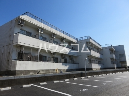 メゾン・ド・ドリーム横浜の外観