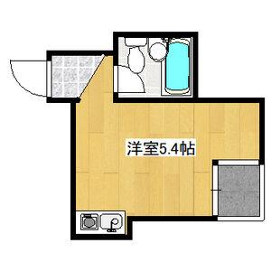 ALEGRIA PLACE徳川町・4C号室の間取り