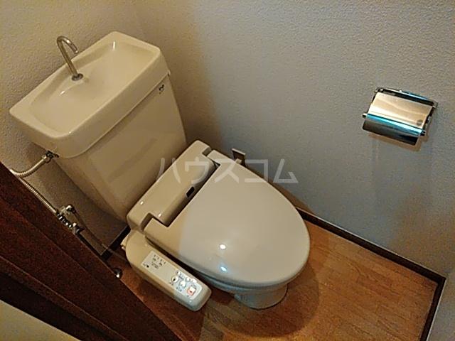 ベル&MKハイツ 302号室のトイレ