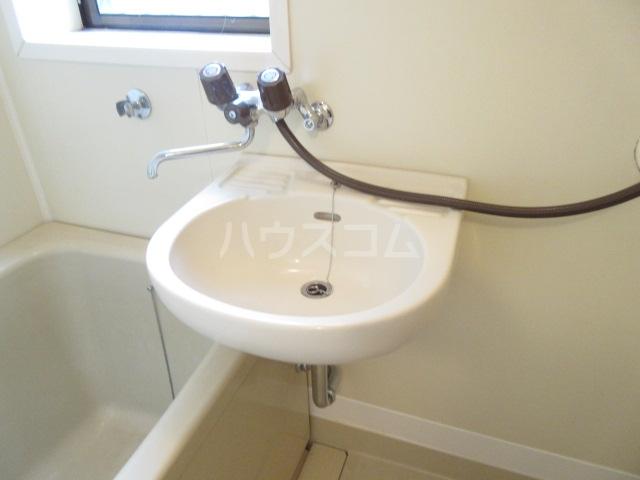 アーバンヴィラ 2-B号室の洗面所