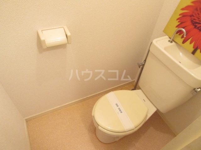 アーバンヴィラ 2-B号室のトイレ