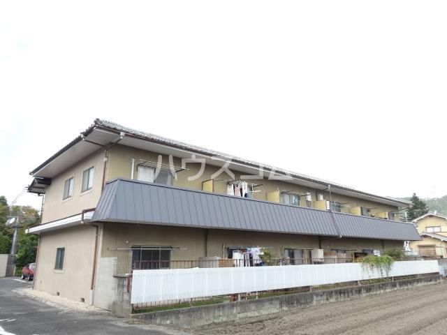 ハイツ大覚寺 206号室の外観