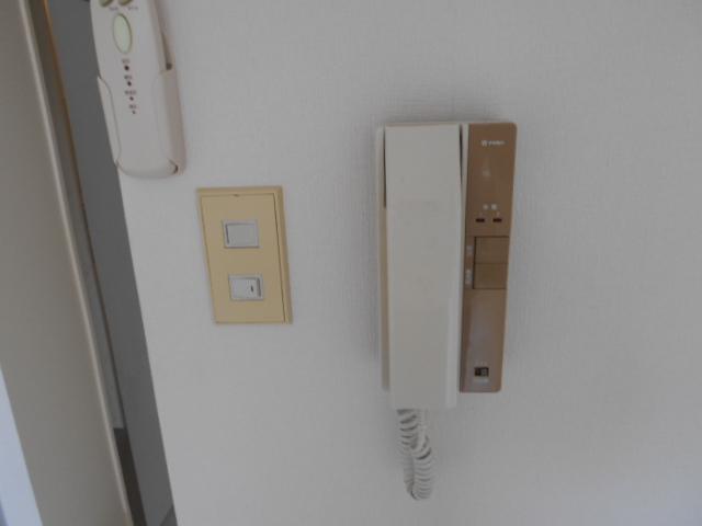 パラドール西院PART-Ⅱ 306号室のセキュリティ