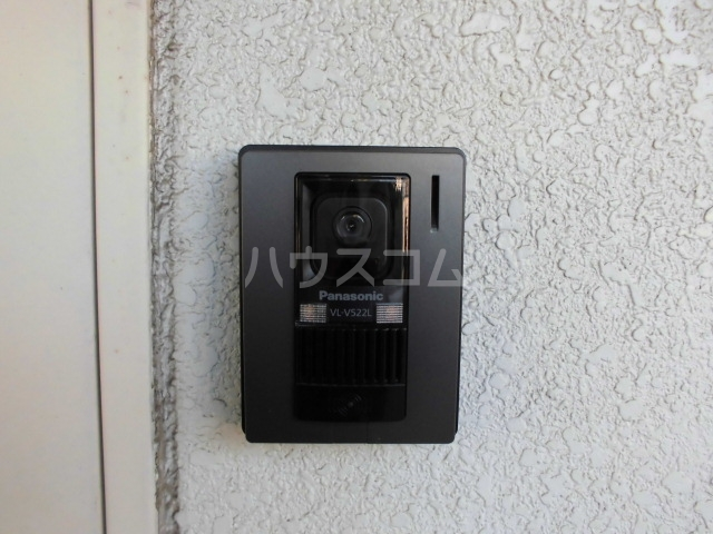清水マンション 202号室のセキュリティ