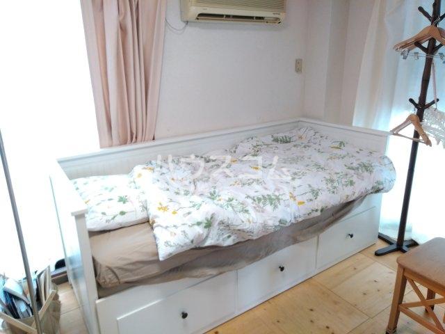 第2ハイツ早田 24号室のベッドルーム