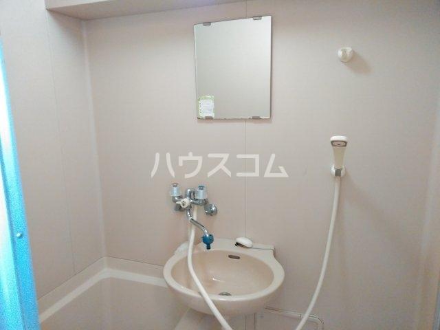第2ハイツ早田 24号室の洗面所