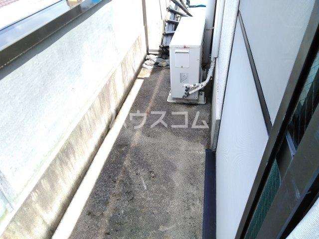 第2ハイツ早田 24号室のバルコニー