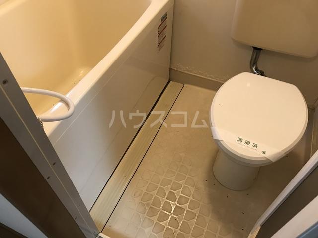 コーポすずらん 105号室のトイレ