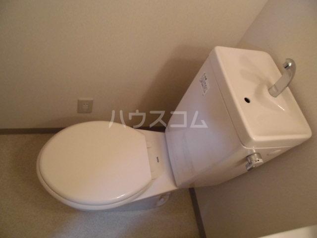 マンションいそい伯楽 303号室のトイレ