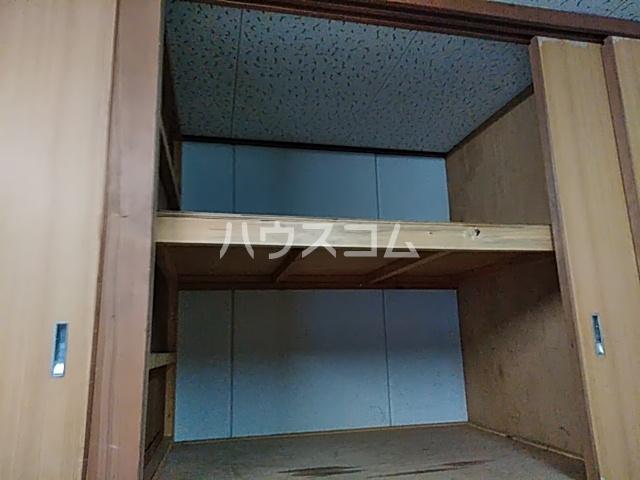 小山ハイツ 202号室の収納