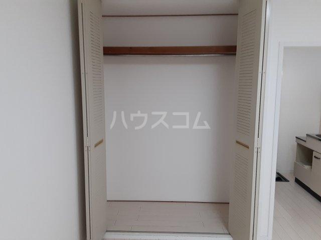 シティーコーポ円町 101号室の収納