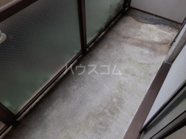 シティーコーポ円町 101号室のバルコニー