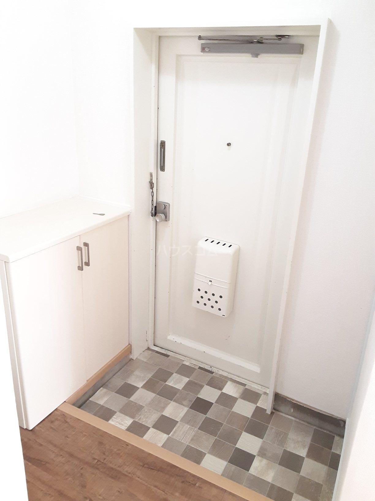 マンションカメリアⅠ 103号室のバルコニー