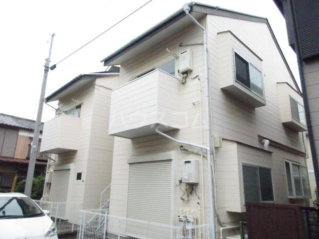 タウンコート新検見川外観写真