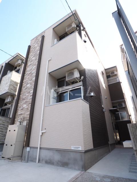 ハーモニーテラス志賀町Ⅵ外観写真