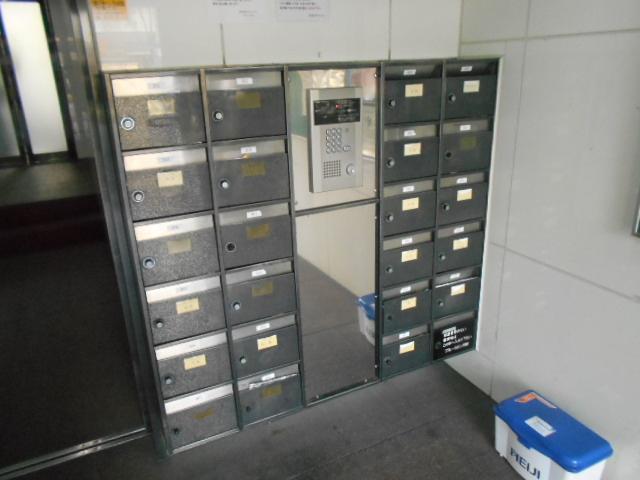 中川第6コーポ 605号室のその他共有