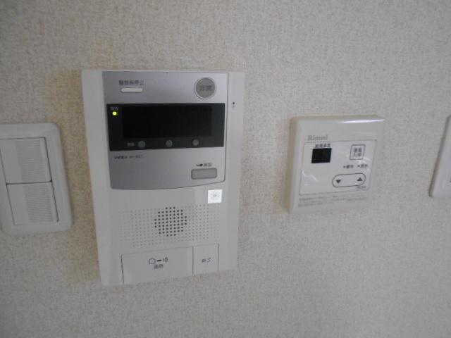 中川第6コーポ 605号室のセキュリティ