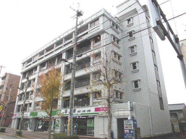 中川第6コーポ 605号室の外観