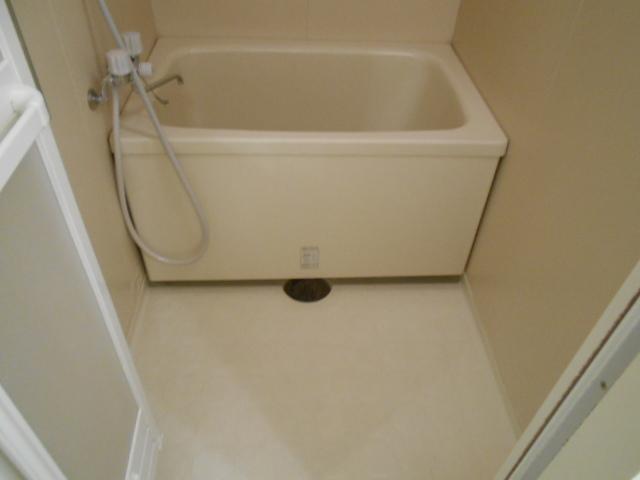 中川第6コーポ 605号室の風呂