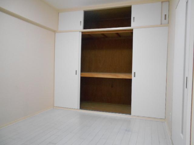 中川第6コーポ 605号室の収納