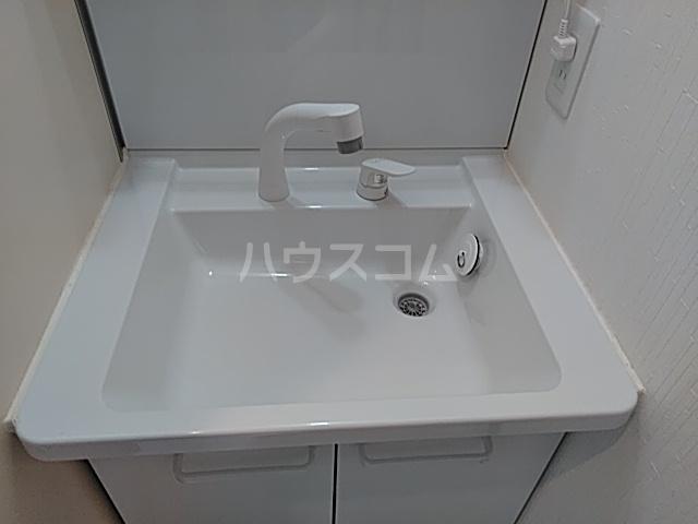 グラヴィス西院高辻 505号室の洗面所