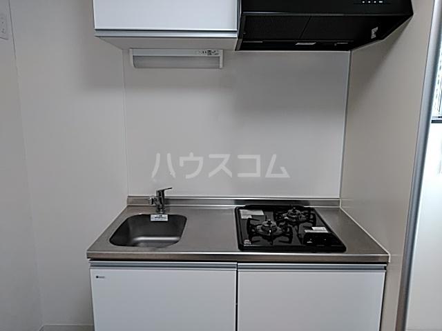 グラヴィス西院高辻 505号室のキッチン