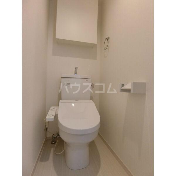 リブリ・ノースマウンティンのトイレ