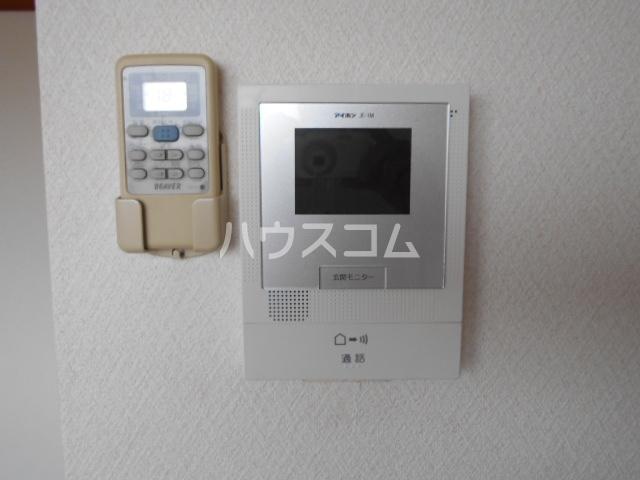 クリア・エヌ 201号室のセキュリティ